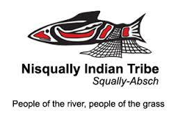 Nisqually Indian Tribe logo