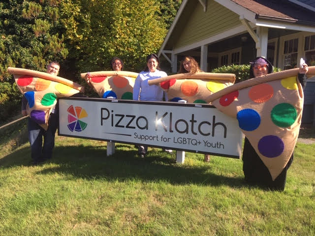 Pizza Klatch Volunteering