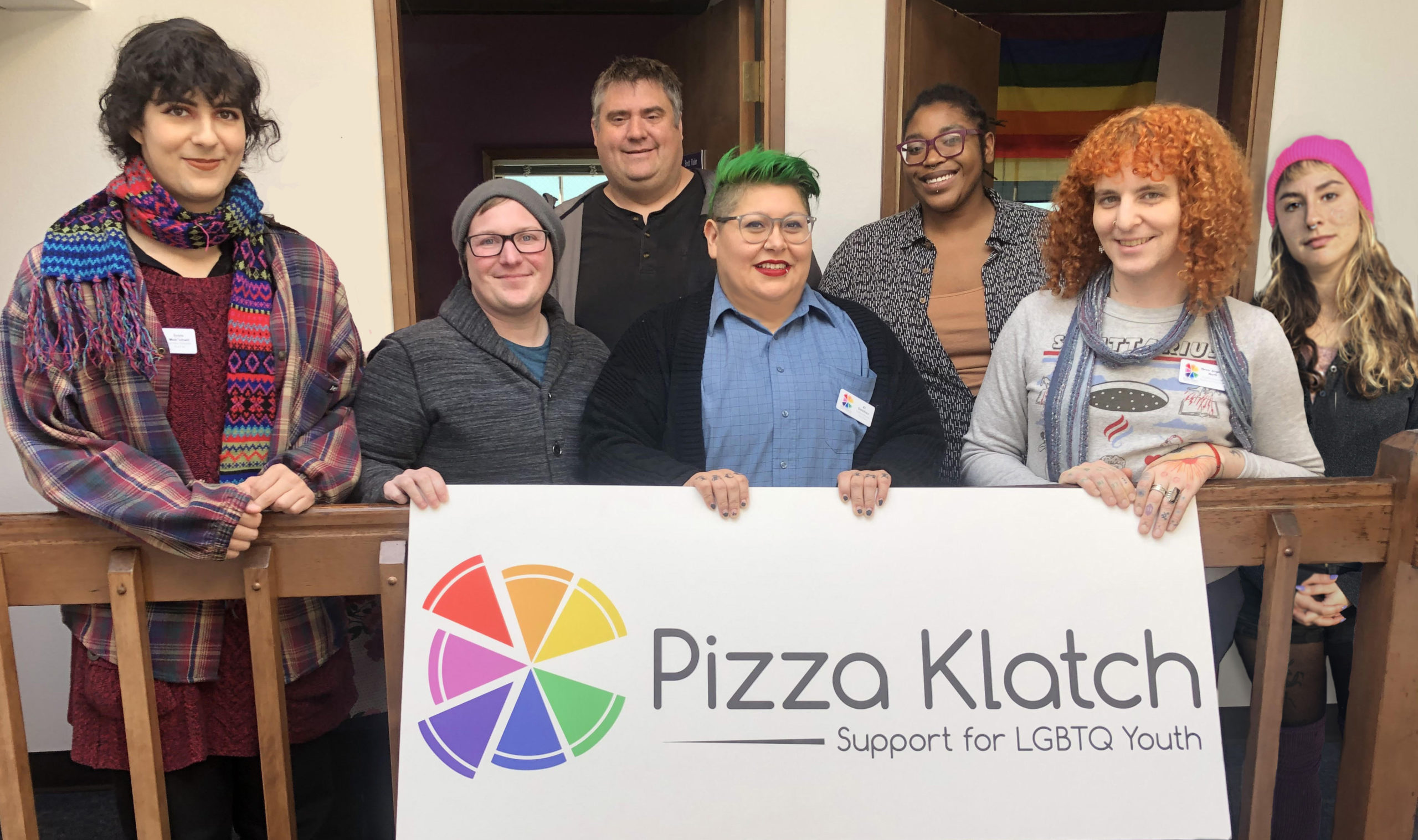 Pizza Klatch meeting